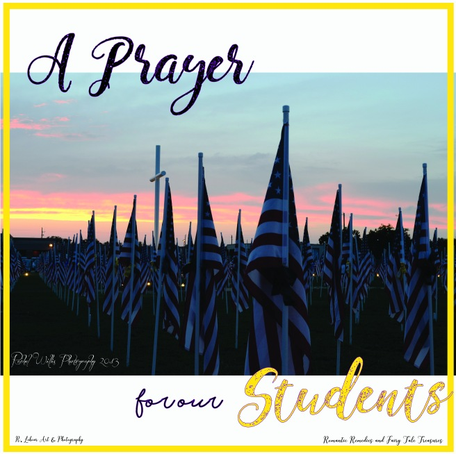 A Prayer for our Students for Instagram